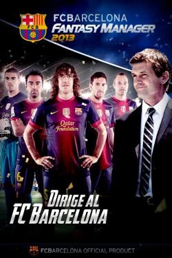 Imagen de FC Barcelona Fantasy Manager 2013