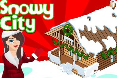 Imagen de Snowy City