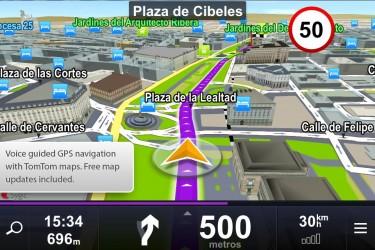 Imagen de Sygic Iberia: Navegación de GPS