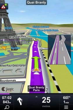 Imagen de Sygic Europa: Navegación de GPS