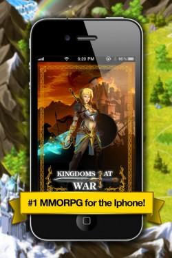 Imagen de Kingdoms at War