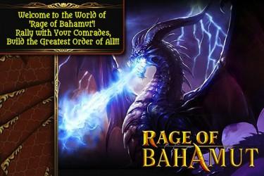 Imagen de Rage of Bahamut