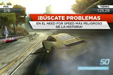 Imagen de Need for Speed Most Wanted