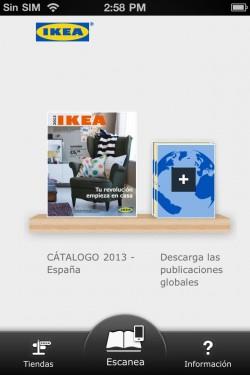 Imagen de Catálogo IKEA