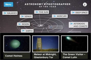 Imagen de Astronomy Photographer of the Year