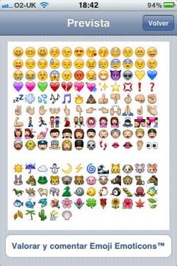 Imagen de Emoji Emoticons