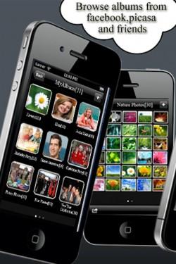 Imagen de Photo Web Albums For Facebook and Picasa