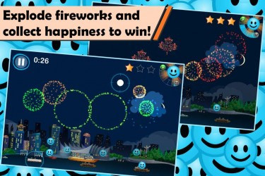Imagen de PyroTouch Fireworks Game