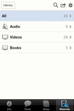 Imagen de iTunes U