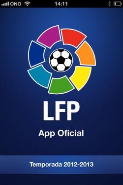 Imagen de LFP 2012/2013