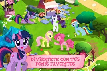 Imagen de My Little Pony - La Magia de la Amistad