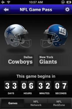 Imagen de NFL Game Pass