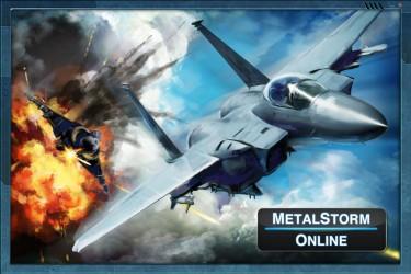 Imagen de MetalStorm: Wingman