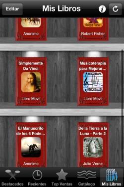 Imagen de Libros y Audiolibros en Español