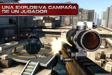 Imagen de Modern Combat 3: Fallen Nation