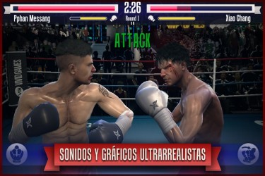 Imagen de Real Boxing