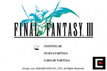 Imagen de Final Fantasy III