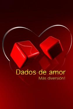 Imagen de Dados de amor 3D