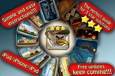 Imagen de Walkthrough for Angry Birds (FREE Edition)