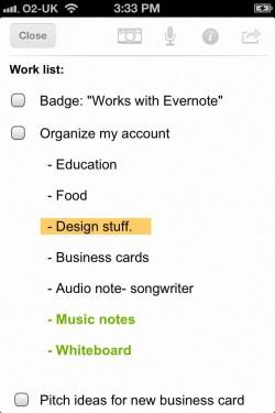 Imagen de Evernote