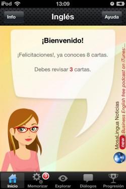 Imagen de MosaLingua (Español - Inglés)