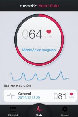 Imagen de Runtastic Heart Rate PRO
