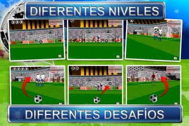 Imagen de Fútbol Penalty Gol