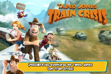 Imagen de Tadeo Jones: Train Crisis Pro