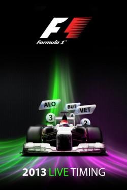 Imagen de F1 2013 Timing App CP
