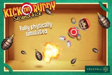 Imagen de Kick the Buddy: Second Kick