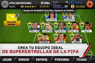 Imagen de FIFA Superstars