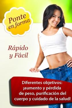 Imagen de ¡Ponte en forma: alimentación y ejercicios!