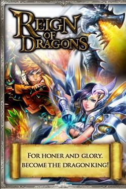 Imagen de Reign of Dragons