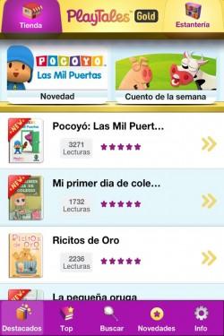Imagen de PlayTales Gold Libros Infantiles