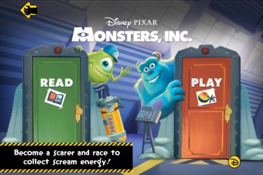 Imagen de Monsters Inc. Storybook Deluxe