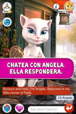 Imagen de Talking Angela