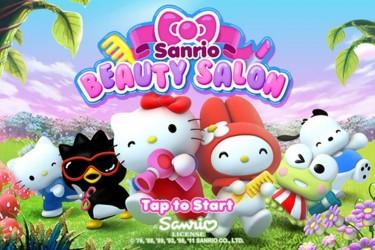 Imagen de Salón de belleza de Hello Kitty!