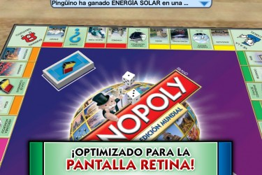 Imagen de MONOPOLY Here & Now: The World Edition