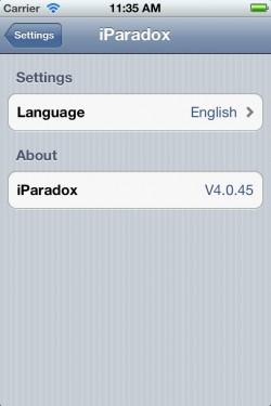 Imagen de iParadox – Alarm System Control