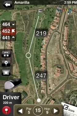 Imagen de Mobitee Golf GPS Medidor