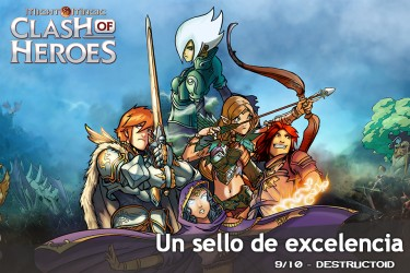 Imagen de Might & Magic: Clash of Heroes