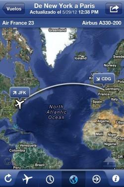 Imagen de FlightTrack – Estado de vuelos en directo