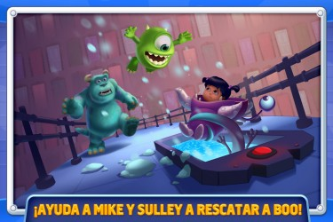 Imagen de Monsters, Inc. Run
