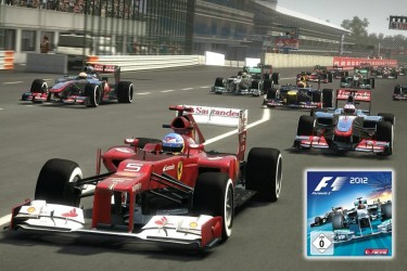 Imagen de F1 2012