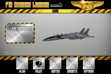 Imagen de F18 Carrier Landing