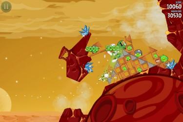Imagen de Angry Birds Space
