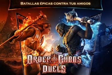Imagen de Order & Chaos Duels