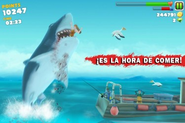 Imagen de Hungry Shark Evolution