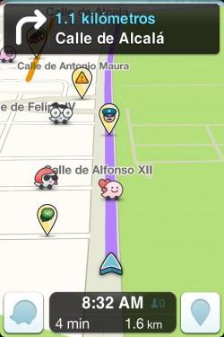 Imagen de Waze GPS social y tráfico