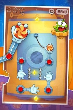 Imagen de Cut the Rope: Experiments